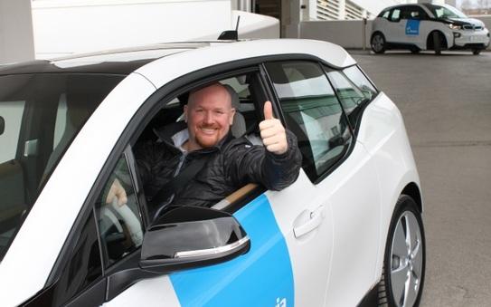 Bioteria Byter Ut Hela Bilparken Till Elbilar Med Hj 228 Lp Av