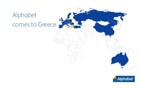 b982e4a972b4 Καλώς ήρθατε  Alphabet enters the Greek market - Alphabet