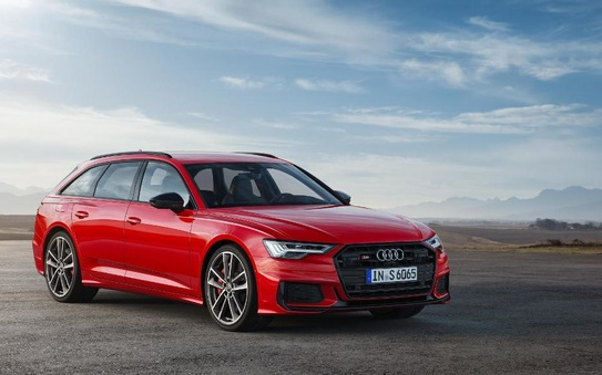 Audi S6 and S7 now as TDI models with advanced EPC