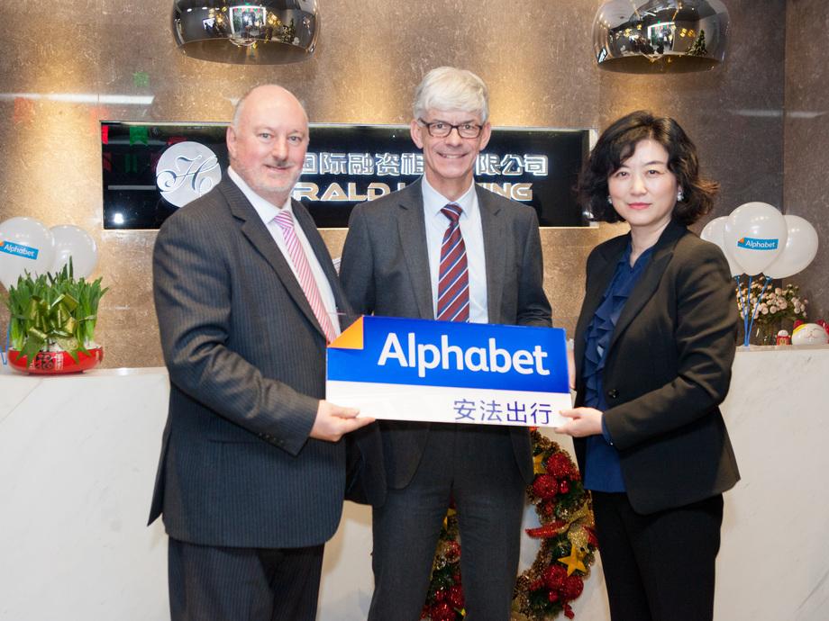 Alphabet leasing